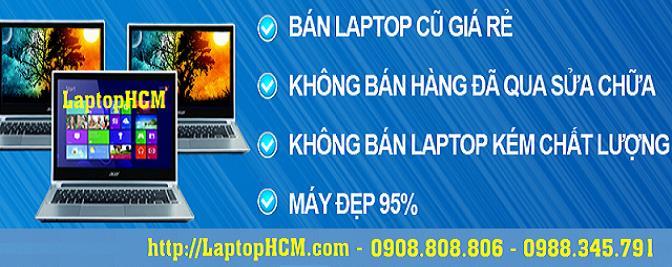 ban laptop cu