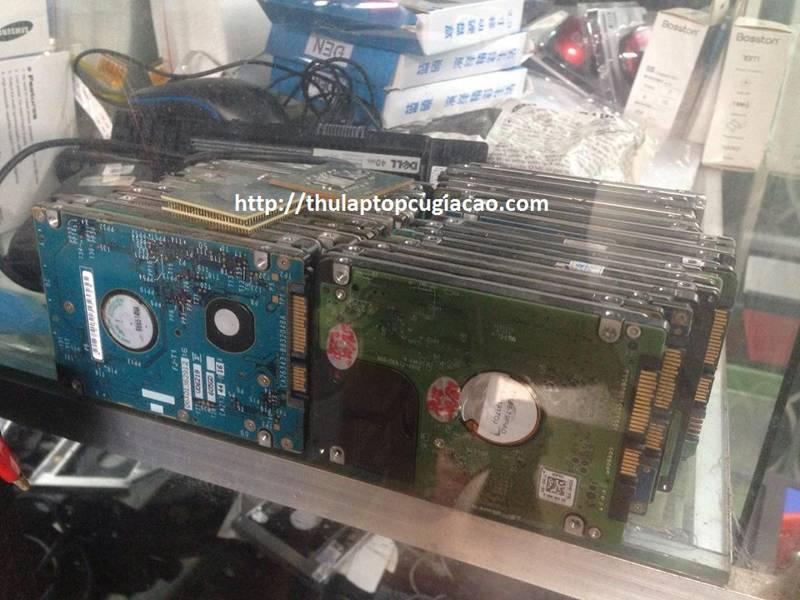 Linh kiện Laptop rả xác - HDD ổ cứng