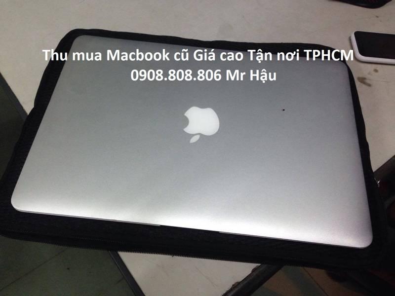 thu mua macbook cũ