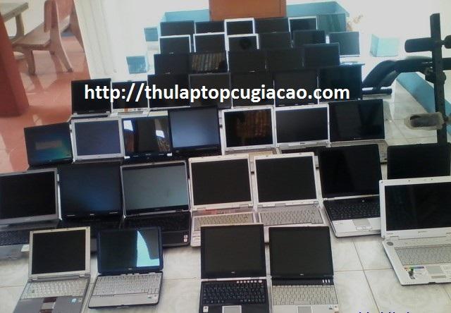 Thu mua tất cả các dòng Laptop