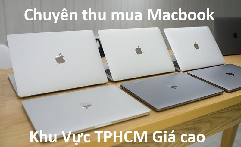 Thu mua macbook cũ tphcm