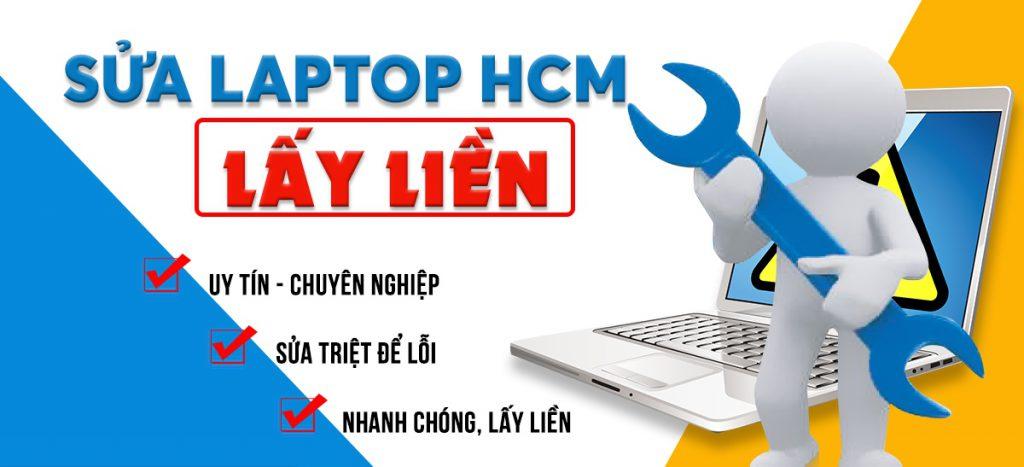 sửa laptop q12
